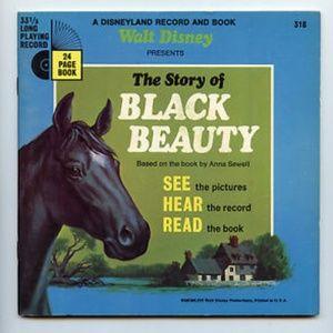 Walt Disney Presents The Story Of Black Beauty 45
